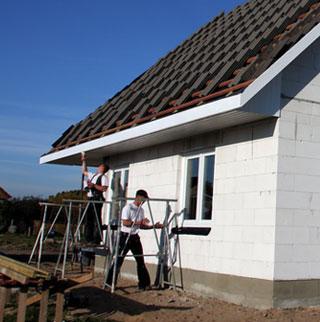 Nos r alisations maisons extensions logis bois for Extension maison reims