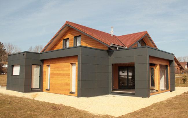 Extension de maison bois photos de conception de maison for Extension de maison en bois