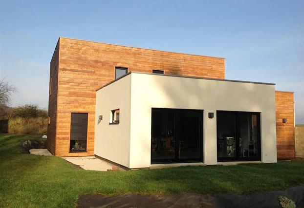 maison bois reims