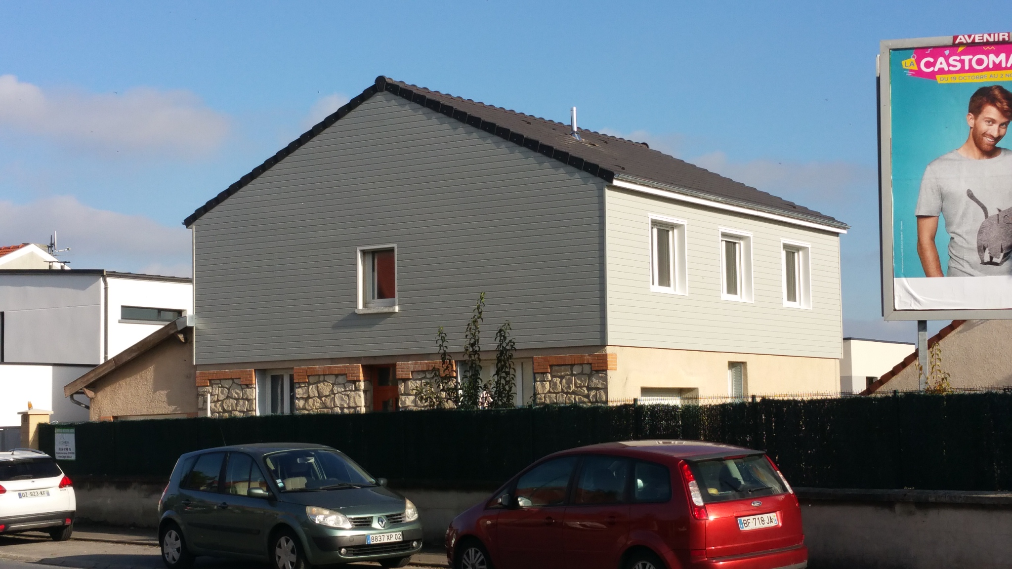 Constructeur maison reims logis bois for Constructeur maison witry les reims